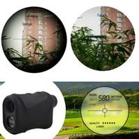 Wholesale 6x22mm Multifunction Laser Range Finder Telescope m Hunting Golf Distance Brand New