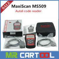 maxiscan ms509 - MS509 Autel Maxiscan MS509 Autel code reader scanner with high performance and professional after sales service world