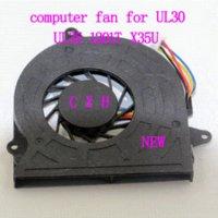 ball bearing pulleys - vga fan for Asus UL30 UL35 T X35U DC V A fan child fan clutch pulley holder