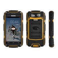 Wholesale Discovery V8 IP67 Waterproof Phone Android Screen MTK6582 Quad Core GHZ GB ROM G GPS Dustproof Shockproof Outdoor Phone