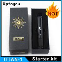 vapes - Electronic Cigarettes Vapes Titan Vaporizer E cig kit Dry Herb Burn Wax Vaporizer Pen Vapor Battery Weed vs Titan Snoop Dogg Vaporizer