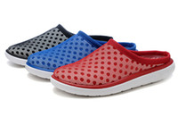 air mules - 2015 summer New fashion Air Rejuven8 Mule slippers men women beach MD Scuffs shoes for lovers colors size