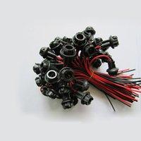 T10 Свет лампы лампы панели приборов приборной панели штепсельного разъема Светодиодные Лампы для проводов держатель мотоцикл грузовик