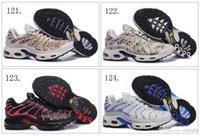 121 - Runing shoes Hot Sale Air Plus TN Max Men s Running Sport Footwear Sneakers Trainers Shoes Colours Colors