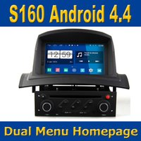 renault megane 2 - Winca S160 Android System Car DVD GPS Headunit Sat Nav for Renault Megane II with Wifi G Host Radio Stereo