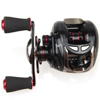 abu garcia bearings - Korean Bando Classical Black Bearing Baitcasting Reel Fishing Reel g Ratio Fishing Tackle Abu Garcia Quality Pesca