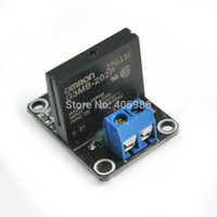 arduino ssr - 5V Channel OMRON SSR G3MB P Solid State Relay Module V A Output with Resistive Fuse For Arduino M63