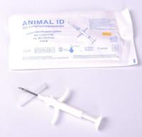 Wholesale 100x ISO Pet Cat Dog Animal Tag RFID Microchip Transponder identification WORLD
