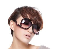adult magazines - New Fashion Europe And The United States Magazine Woman Bent Sunglasses Tide Restoring Ancient Ways People Pour Frame Sunglasses