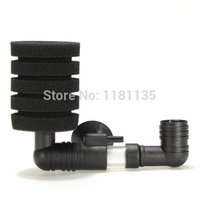 Wholesale Biochemical Sponge Filter Breeding Fry Shrimp Aquarium Fish Tank Air Pump fileters Acecessories XY2820