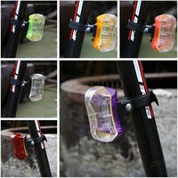 Wholesale Cateye Cycling Bicycle Bike Safety Lamp LED Rear Front Tail Light TL LD170