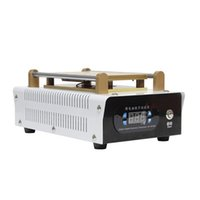 Wholesale Universal Inch Mobile Phone Touch Screen Vacuum LCD Separator Machine Built in Pump LCD Refurbish Machine