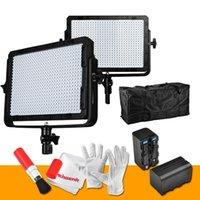 Honda battey led lights - 600 CRI95 K Led Video Studio Light Dimmable Panel Digital DSLR Camera Photo Light w Bag Filters Battey Charger