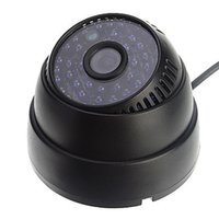 vandal proof ir dome camera - NEW TVL LED IR SONY IMX138 Sensor FH DSP Security Dome Video Camera