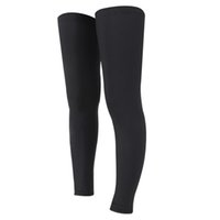 Wholesale Men Women Outdoor Bicycle Breathable Leg Sleeves Sweat Dry Keep Cool In Summer Warm In Cold Weather