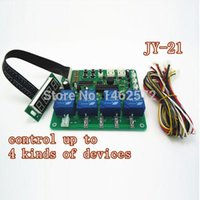 Wholesale NEW JY digits minte second coin operated timer board for devices machines time control pcb with all wires