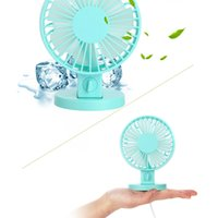 Wholesale New Adjustable Speed USB Portable Desk Mini Fan with Switch for Office Use DC V mA Super Mute Cooler High Air Flow order lt no track