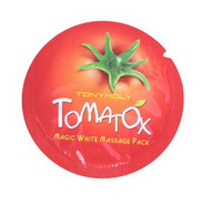 Wholesale 2000pcs Free Shopping Korea Original Tonymoly Tomatox Magic Massage pack whitening moisturizing minute effective mask Cream ml