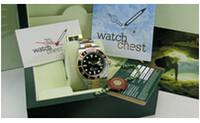 Wholesale Top quality Luxury WATCH MAN Sapphire mm Stainless Black Ceramic Original Box File Automatic Sport Mens Watch Men s Wrist Watches