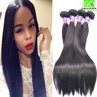 beauty wholsale - Hot Beauty Hair A Malaysian Straight Hair Weft Unprocessed Virgin Malaysian Hair Cheap Human Hair Weave Factory Price Wholsale