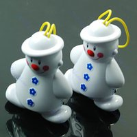 Wholesale M112 New Lovely Snowman Wireless Baby Cry Detector Monitor Watcher Alarm