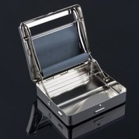 Wholesale Stainless steel Automatic Cigarette Machine Cigar Rolling Tobacco