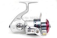 Cheap Available All metal Free shipping CATKING AAOP60 6BB+1RB spinning reel Fishing Reels newly high-quality Whole Metal metal spool