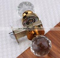 Cheap crystal door locks Best big door locker