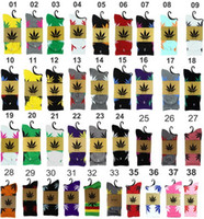 huf plantlife socks - 40Colors christmas weed socks for men women cotton socks weed socks skateboard hiphop socks women plantlife sport socks DHL Fedex