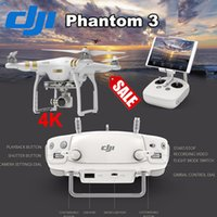 Wholesale DJI Phantom Standard RTF Drone With Camera K HD Camer With Brushless Gimbal For RC Quadcopter