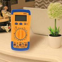 Wholesale Electrical LCD Digital Multimeter AC DC Voltmeter Ohmmeter Multitester MTY3