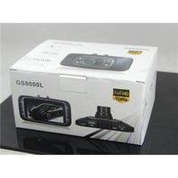 Wholesale Original GS8000L HD P quot Car DVR Vehicle Camera Video Recorder Dash Cam G sensor HDMI Night vision