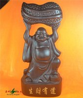 bamboo create - Kerry Redwood City creating wealth in Africa ebony statue of Maitreya indoor Office Supplies