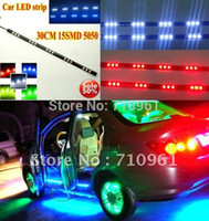Wholesale 2015 v LED Strip Qashqai Real Parking Bright cm Smd Led Strip Car Lights Flexible Bar DRL Use As Daytime Running