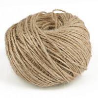 m longitud dimetro mm cuerda de camo decorativo camo cuerda de alta calidad de yute cuerda de la torcedura natural hecho a mano yute twine cord
