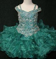 Cheap pageant dresses girls Best ball gown flower girls