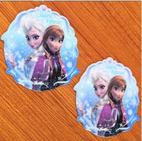 Wholesale High quality Frozen pothook Cartoon household items Princess Anna Elsa traceless pothook Frozen A