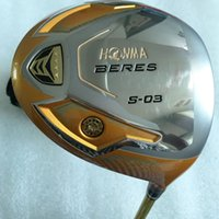 honma golf clubs - New Golf clubs HONMA S Star Golf driver or10 degree Golf graphite shafts and driver clubs headcover EMS