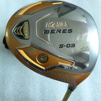 honma golf clubs - New Golf clubs HONMA S Golf driver or10 degree Golf graphite shafts and Golf headcover driver clubs EMS