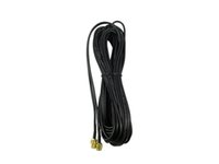 Wholesale 9m Meter Wifi Antenna Extension Cable Lead RP SMA For Wi Fi Routers D LInk