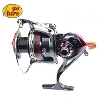 Cheap 12+1BB Ball Bearings Left Right Interchangeable Collapsible Handle Fishing Spinning Reel LK3000-6000 5.2:1 Wholesale