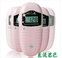 Wholesale mini fetal doppler pink fetal doppler handheld baby heart rate monitor with LCD screen SG510S