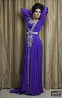 Cheap A-Line Evening Dresse Best Crystal Evening Dresses