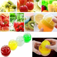 Wholesale Practical Lime Fruit Juice Kitchen Squeezer Tool Manual Juicer Lemon squeezed