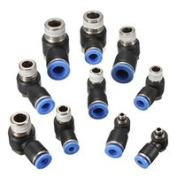 Wholesale Best Promotion Pneumatic Push In Fittings for Air Water Hose Tube Speed Regulation Valve Excellent Quality