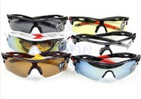 Wholesale Men Cycling Bicycle Bike Sport Fishing Driving Sunglasses UV Protection Glasses