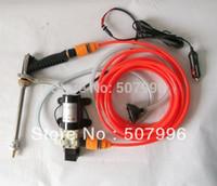 high pressure - Brand New Electric car wash device portable high pressure car wash water gun w pump D