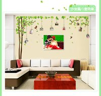 Wholesale Oversized Creative Wall Stickers Warm living room bedroom wall stickers