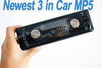 Cheap Car Radio Stereo Mp4 Player 3 inch Car MP5 Player one Din with FM USB SD Support HD Video In Dash Free Shipping ZQC30