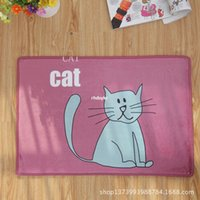 bath mat sell - 10pcs rugs carpet Manufacturers selling drawings and custom carpet floor mats non slip mats doormat flannel bath mat